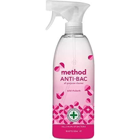 METHOD Anti Bac All Purpose Cleaner Wild Rhubarb